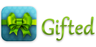 Gifted app for iPhone